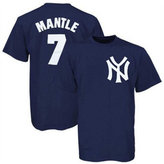 Majestic Men's New York Yankees Cooperstown Player Mickey Mantle T-Shirt