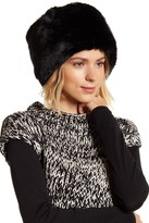 Dena Faux Fur Pillarbox Hat