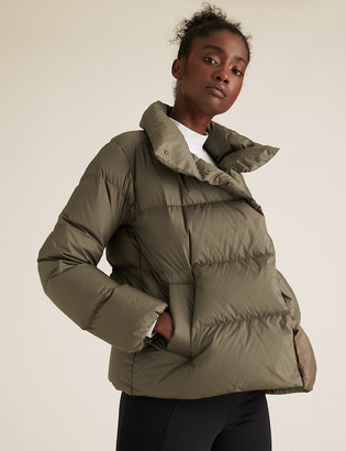 Marks and Spencer Feather & Down Duvet Puffer Jacket