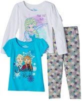 Disney Disney's Frozen Anna & Elsa Toddler Girl Long Sleeve Tee