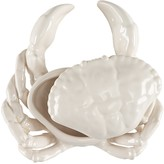 Oscar de la Renta Shell Crab Condiment Server