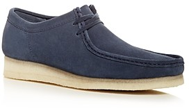 Clarks Men's Wallabee Suede Chukka Boots