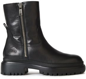 McQ Leather Ankle Boots