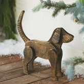 Viva Terra Barn Wood Dog