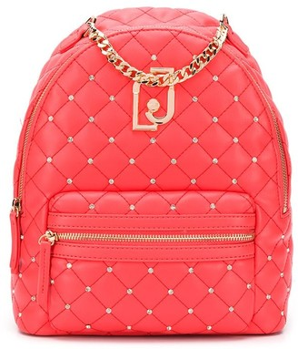 Liu Jo Quilted Gemstone Backpack