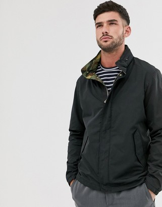 Jack and Jones lightweight jacket-Black