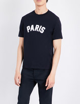 Sandro Paris cotton T-shirt