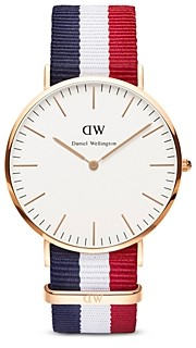Daniel Wellington Classic Cambridge Watch, 40mm