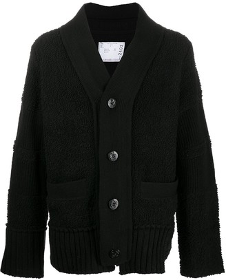 Sacai Button-Down Cardigan