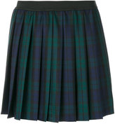 P.A.R.O.S.H. plaid pleated skirt