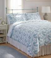 L.L. Bean L.L.Bean Wrinkle-Free Comforter Cover Collection, Print