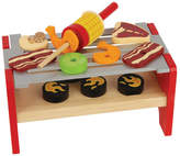 Stephen Joseph Wooden Grill Toy Set