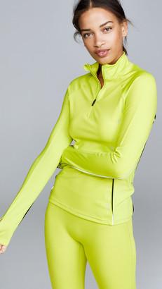 Reebok x Victoria Beckham RBK VB Half Zip Run Jacket