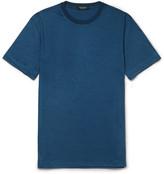 Ermenegildo Zegna - Slub Wool-jersey T-shirt