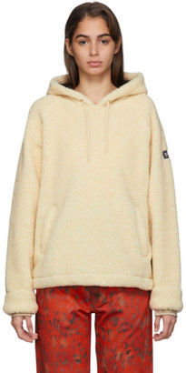 Martine Rose NAPA by Off-White T-Cameron Fleece Hoodie