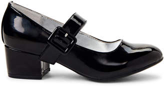 Nina Kids Girls) Black Juli Patent Mary Jane Pumps