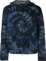 Valentino 'Tie&Dye' hoodie