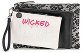 Victoria's Secret Victorias Secret Wicked Beauty Pouch Trio