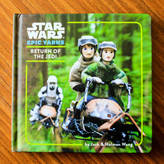 Star Wars Berylune 'Star Wars Return Of The Jedi' Board Book