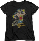 DC Womens Spinning T-Shirt