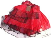 Louis Vuitton \print Laye\ Skirt