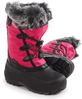 Kamik Powdery Pac Boots - Insulated (For Little and Big Kids)