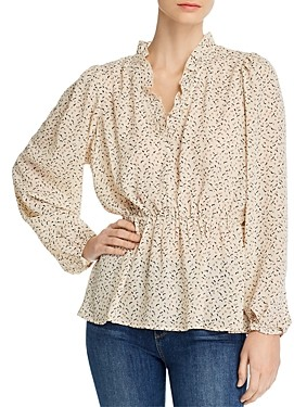 Vero Moda Kanya Long-Sleeve Blouse