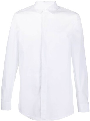 Jil Sander Long-Sleeve Cotton Shirt