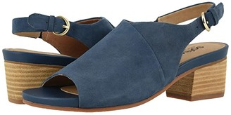 SoftWalk Pomona (Black) Women's Shoes