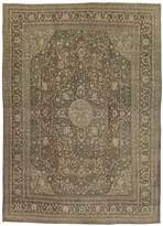 "ABC Home Antique Tabriz Wool Rug - 12'7""x17'1"""