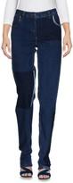 Preen Line Denim pants - Item 42615502