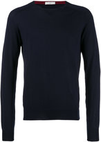 Paolo Pecora cutout neck sweatshirt - men - Cotton - S