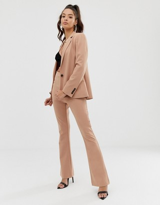 Asos Design DESIGN tailored forever pants-Stone