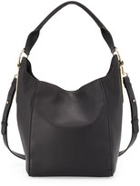 See by Chloe Paige Leather Hobo Bag, Black