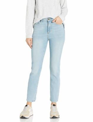 Goodthreads High Rise Slim Straight Jeans Vintage Destructed 31