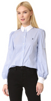Marc Jacobs Button Down Blouse