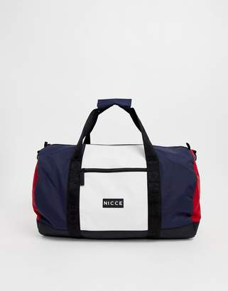 Nicce carryall in navy