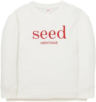 Seed Heritage 20 Year Logo Windcheater (Child)
