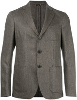 Etro patterned blazer - men - Silk/Cupro - 48