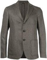 Etro patterned blazer - men - Silk/Cupro - 50