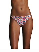 Basta Surf Mizata Reversible Stripe Tape Bikini Bottom