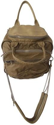 Alexander Wang Brenda Khaki Leather Handbags