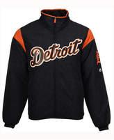 Majestic Men's Detroit Tigers On-Field Thermal Jacket