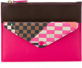 Emilio Pucci multi-print make-up bag