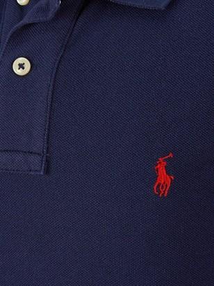 Ralph Lauren Boys Classic Polo Shirt - French Navy