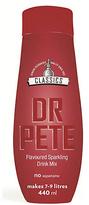 Sodastream Sodamix Dr Pete Flavour
