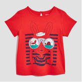 Joe Fresh Baby Girls' Short Sleeve Graphic Tee