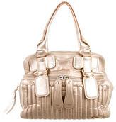 Chloé Metallic Bay Bag