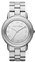 Marc by Marc Jacobs MBM3097 Marci White Dial Stainless Steel Womens Watch