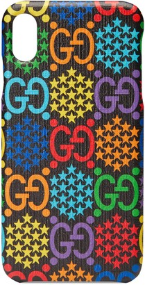 Gucci GG Psychedelic iPhone XS Max case